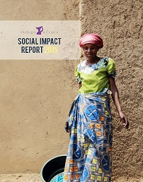 Indego Africa 2015 Social Impact Report